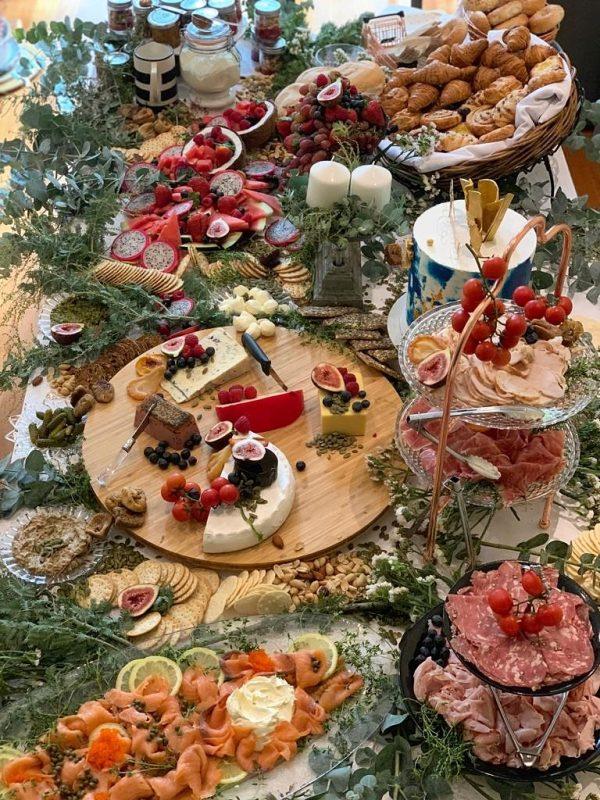 3m Bespoke Brunch Grazing Table 3_The Sydney Platter Society