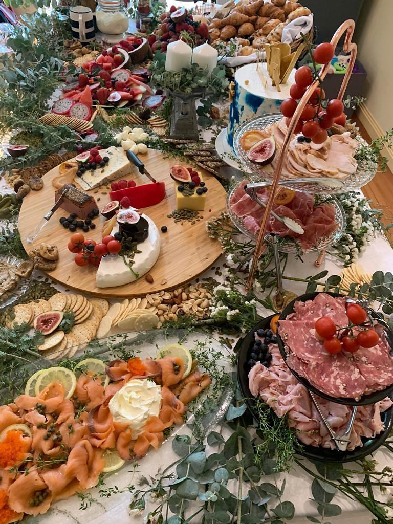 3m Bespoke Brunch Grazing Table 6_The Sydney Platter Society
