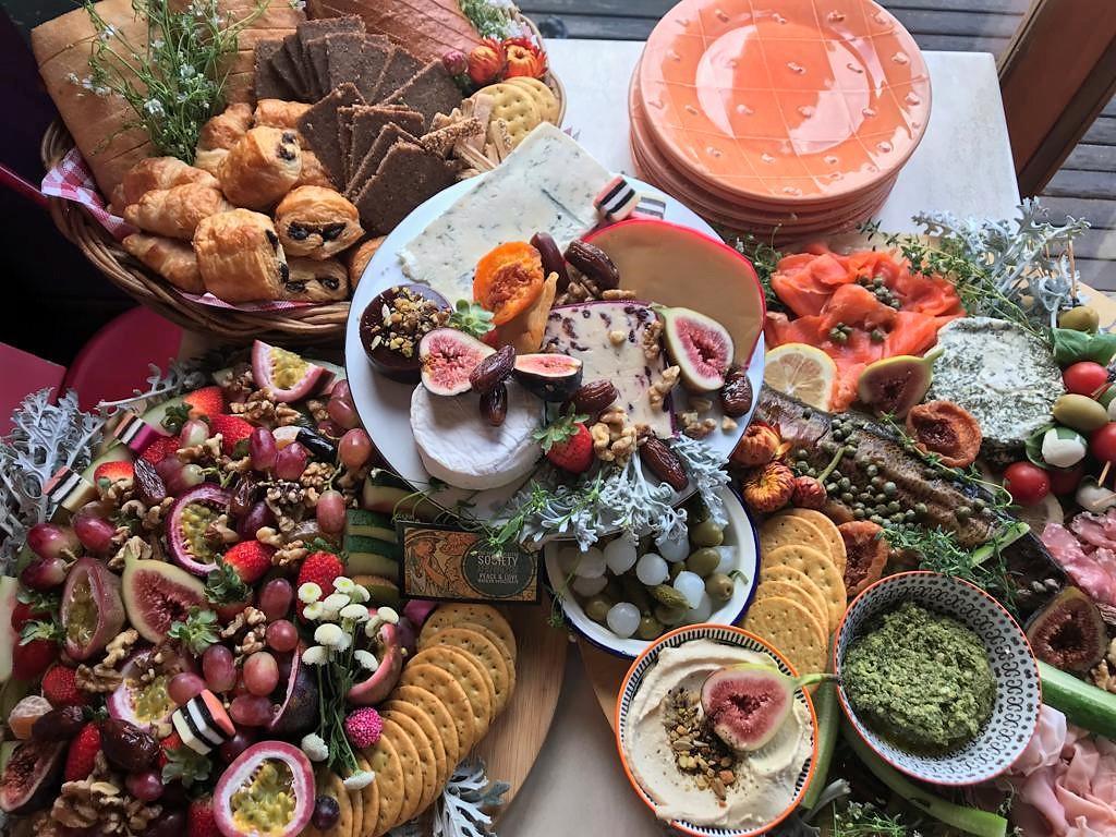 Brunch Grazing Table 12_The Sydney Platter Society