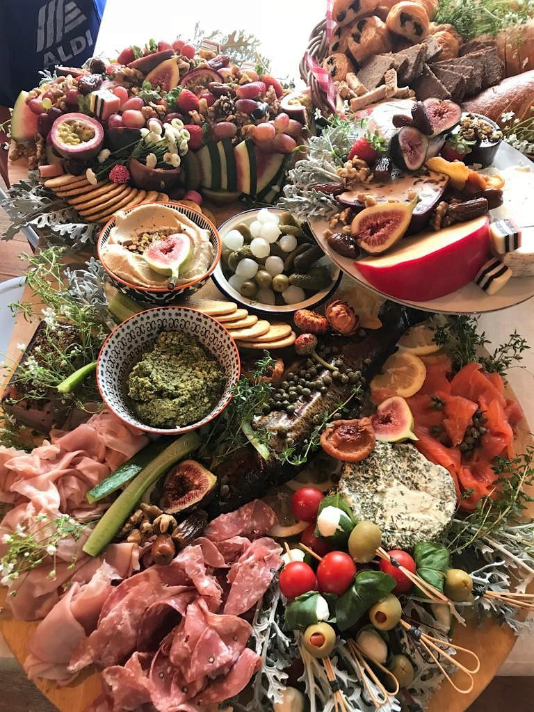 Brunch Grazing Table 16_The Sydney Platter Society