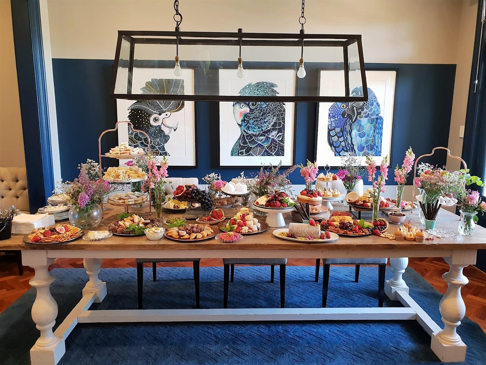 High Tea Grazing Table Feast 3_The Sydney Platter Society