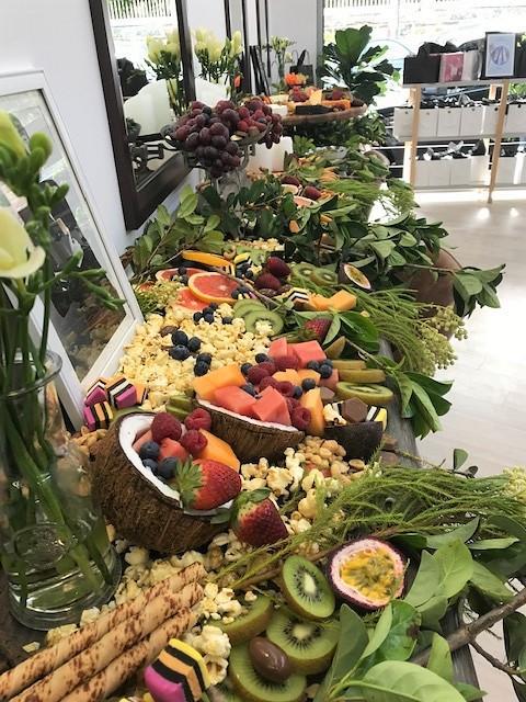 The 6m Bespoke Grazing Table Feast_The Sydney Platter Society