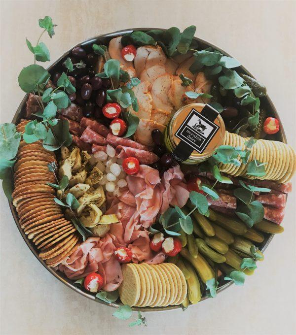 The Farm Platter The Meat Platter_The Sydney Platter Society