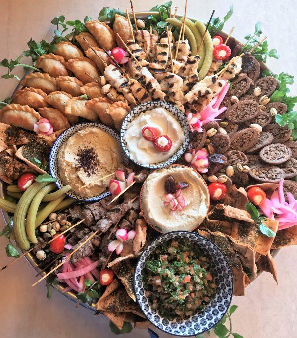 The Lebanese Platter 5_The Sydney Platter Society