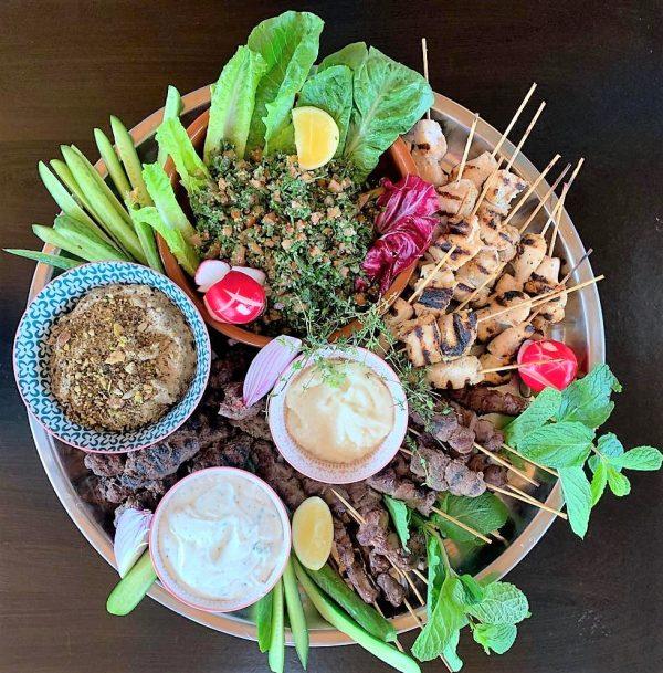 The Lebanese Platter 8_The Sydney Platter Society