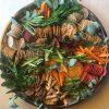 The Vegetable Platter and the Garden Platte_The Sydney Platter Society